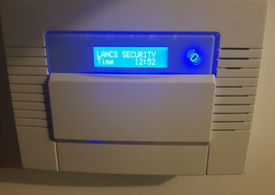 home security alarm lancs