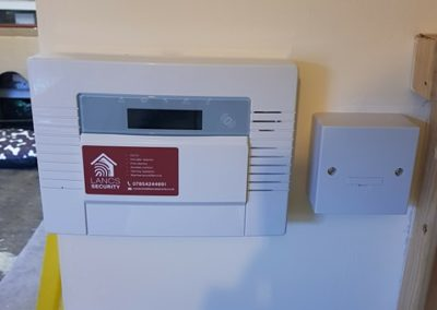 home security system lancs