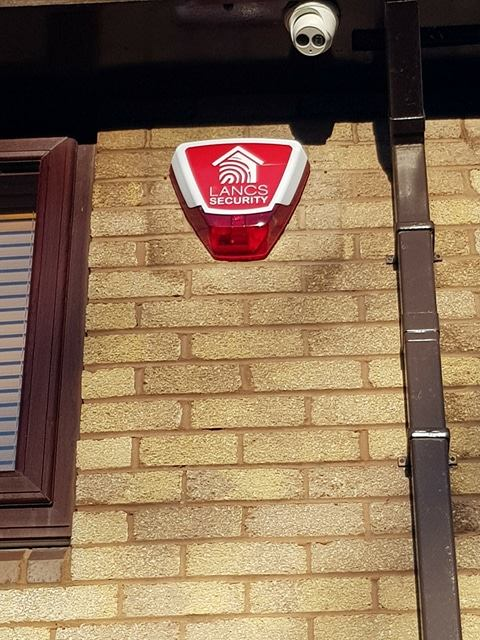 Intruder Alarm Installers in Accrington