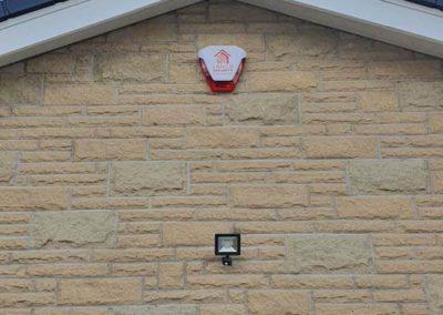 Intruder Alarm System Lancashire