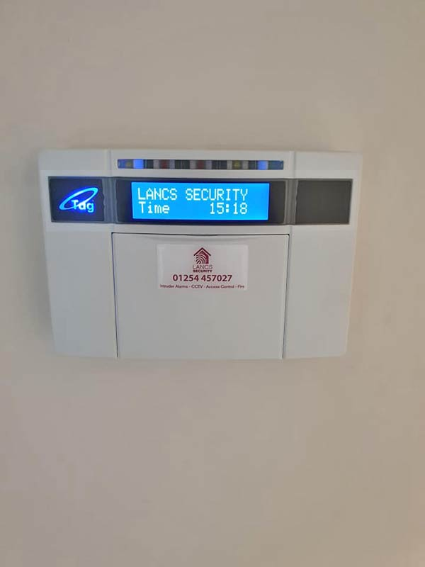 Alarm System Accrington
