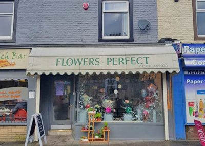 Flowers Perfect Business Security