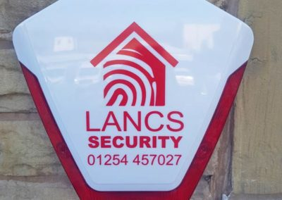 Lancs Security Intruder Alarm