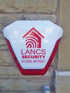Security Intruder Alarm