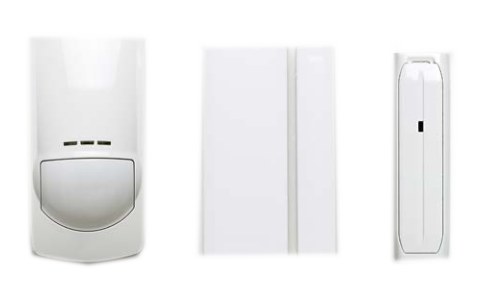 Wireless Alarm Motion Detectors