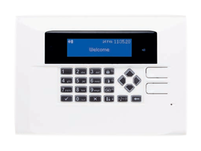 Wireless Alarm Key Pad