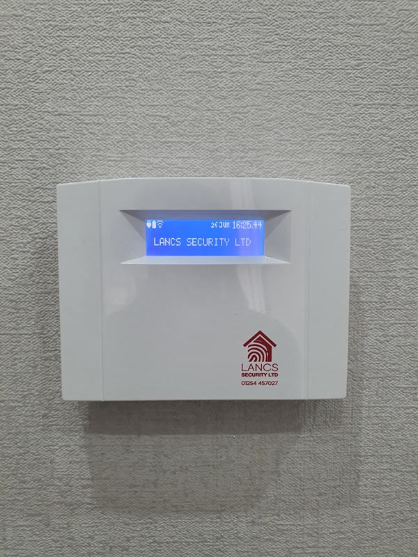 Wireless Security Pads